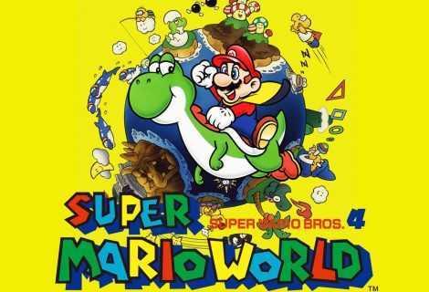 Super Mario World: un fan ne restaura la musica