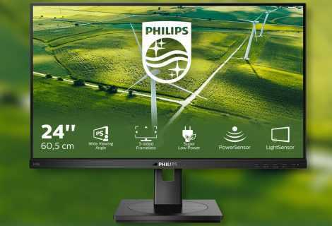 Philips Monitors B Line: arriva il nuovo Philips 242B1G