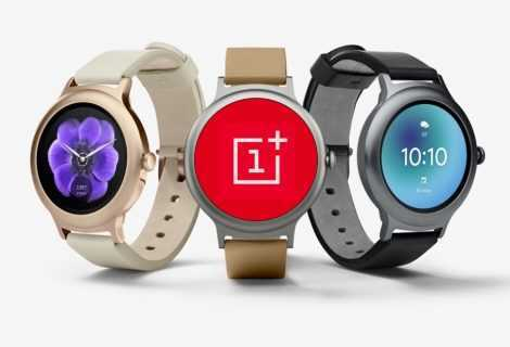 OnePlus Watch: il brevetto conferma il design