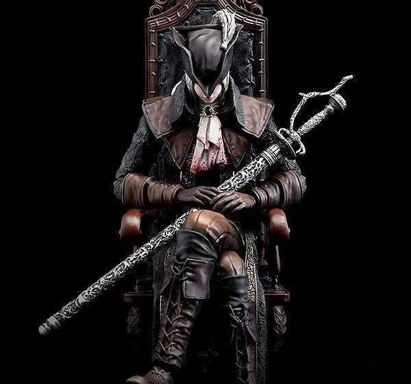 Bloodborne, Cyberpunk e molto altro: ecco le nuove figure Figma