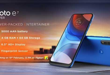Moto E7 Power: caratteristiche e scheda tecnica