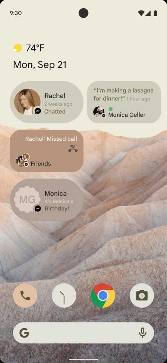 Android 12: tutte le novità disponibili finora