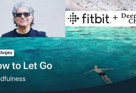 Fitbit Deepak Chopra: la nuova collaborazione Premium