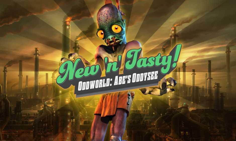 Oddworld: New 'n' Tasty, il DLC Alf's Escape è disponibile!