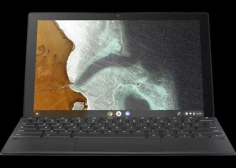 ASUS: tablet Chrome OS economico con tastiera rimovibile