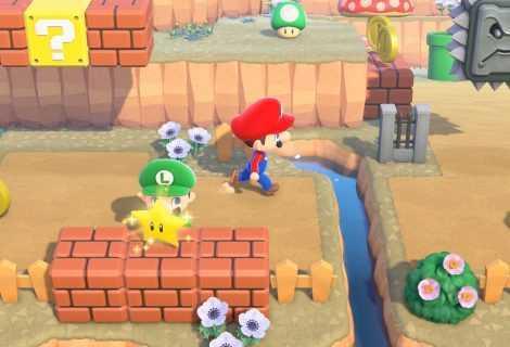 """Animal Crossing: disponibile l'aggiornamento """"Super Mario"""""""
