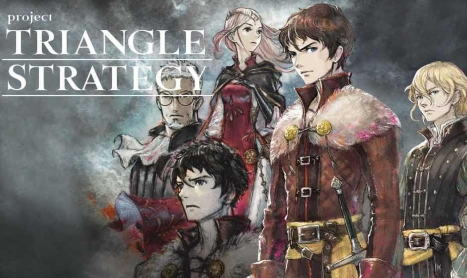 Nintendo Direct Settembre 2021: trailer e data d'uscita per Triangle Strategy!