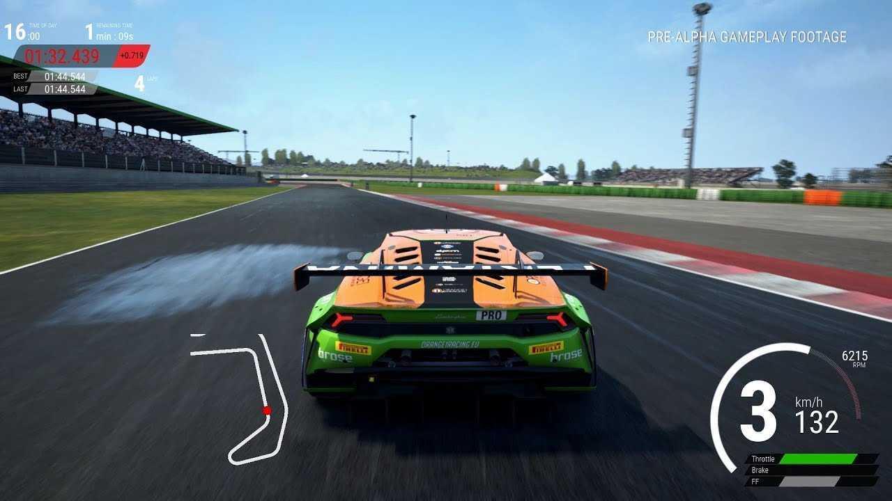 Assetto Corsa Competizione: lancio PS5 e Xbox Series X/S previsto per l'anno in corso