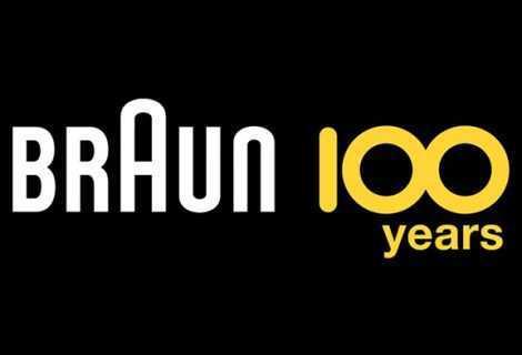 Braun: prodotti in edizione limitata per i 100 anni