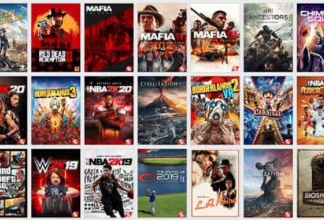 Take-Two Interactive: produzione di giochi da record per i prossimi tre anni