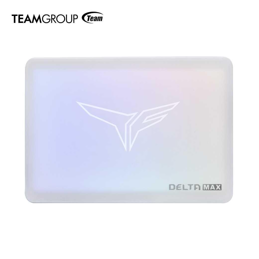TEAMGROUP lancia una nuova colorazione: White ARGB RAM e Delta Max SSD