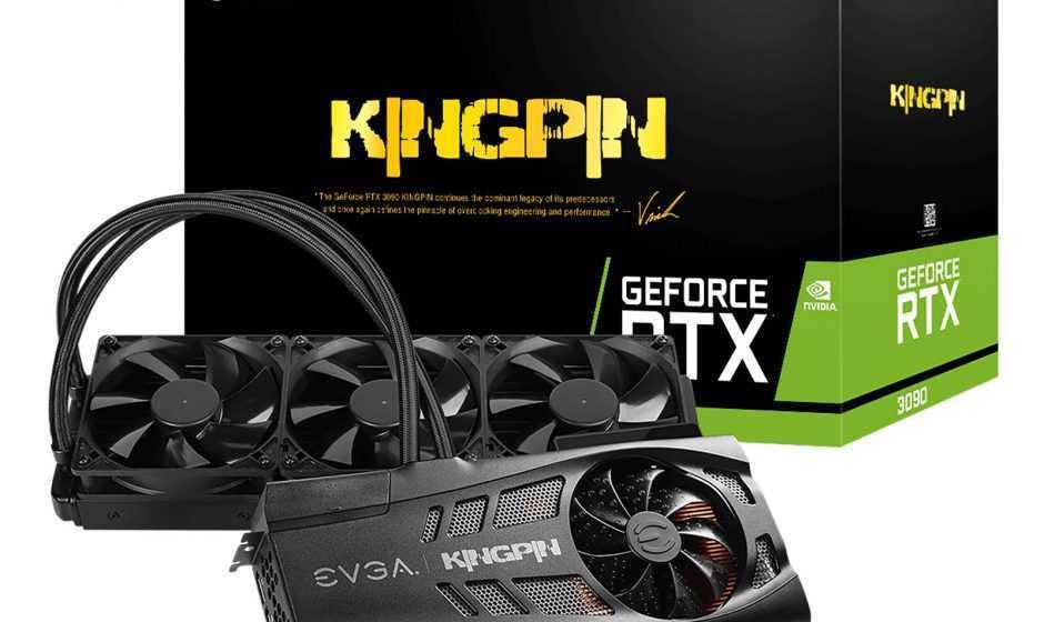 EVGA strizza l'occhio agli overclocker con Nvidia 3090 Kingpin
