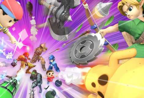 Super Smash Bros. Ultimate: torneo a base di proiettili