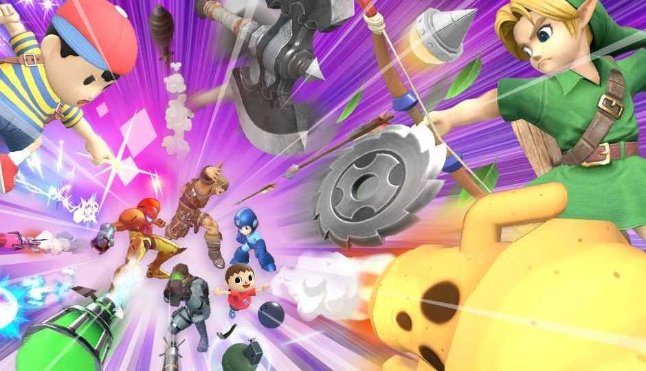 Super Smash Bros. Ultimate: torneo a base di proiettili