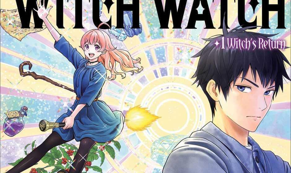 Witch Watch: prime impressioni del nuovo manga di Shinohara