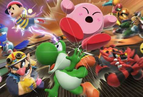 "Super Smash Bros. Ultimate: torneo per i ""Corpi speciali"""
