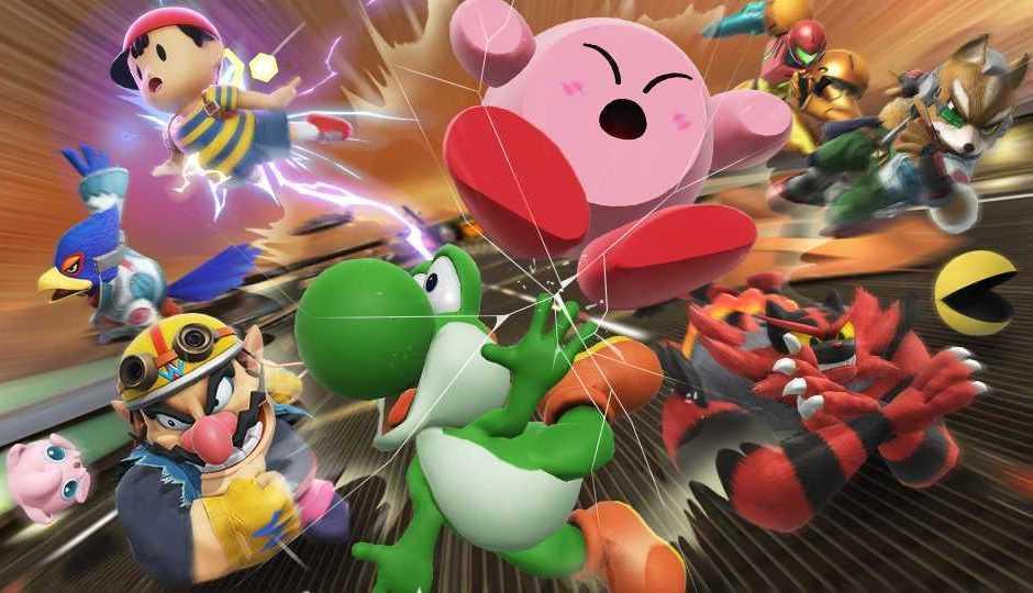"""Super Smash Bros. Ultimate: torneo per i """"Corpi speciali"""""""