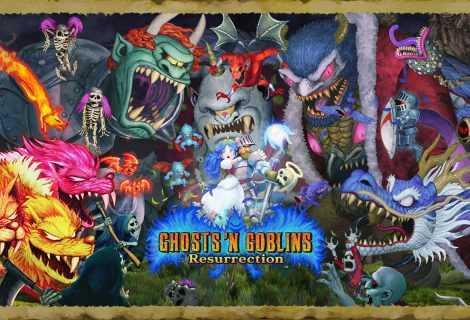 Ghost 'n Goblins Resurrection: è disponibile su Nintendo Switch