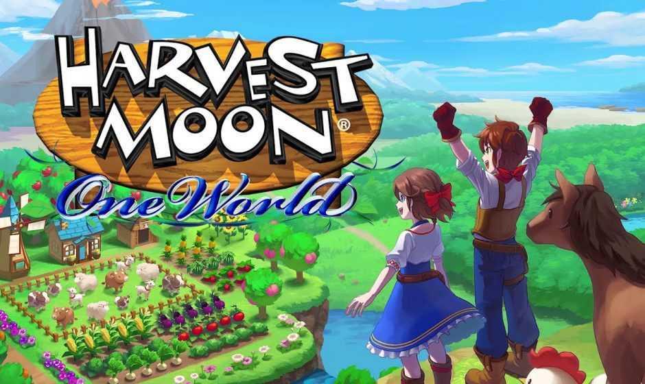 Recensione Harvest Moon: One World, vento di cambiamento