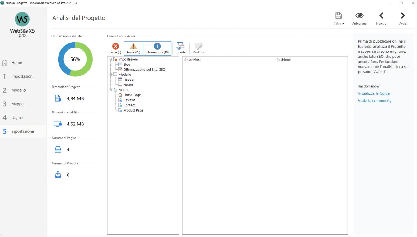Recensione WebSite X5 Pro 2021.1: addio programmazione