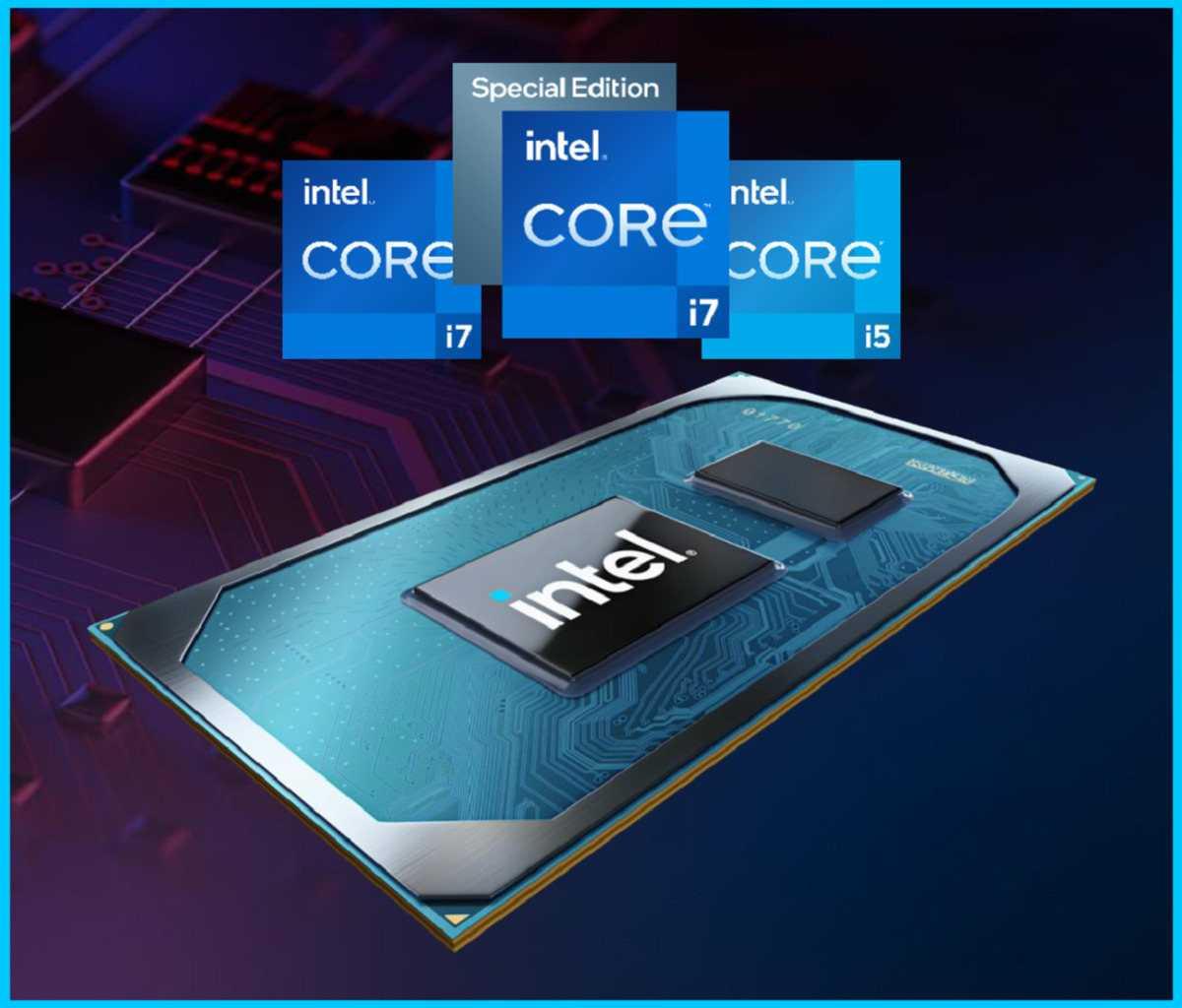 Il Core i9-11980HK di Intel punta tutto su 8 Core ad alta frequenza