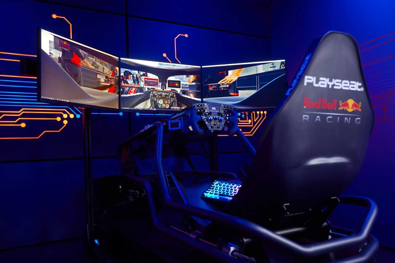 AOC da vita alla nuova partnership con Red Bull Racing Esports