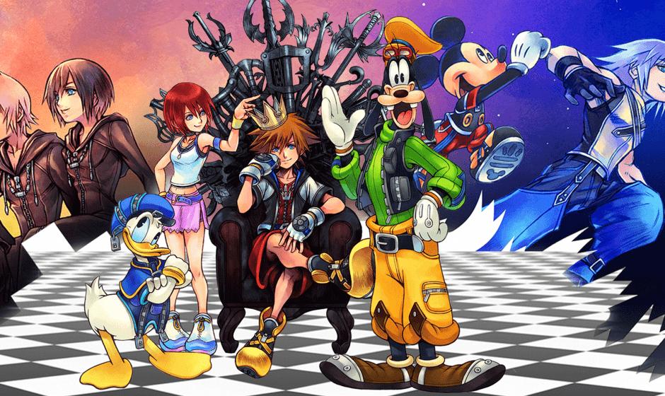 Kingdom Hearts: indecisione per un arrivo fuori dal cloud di Nintendo Switch