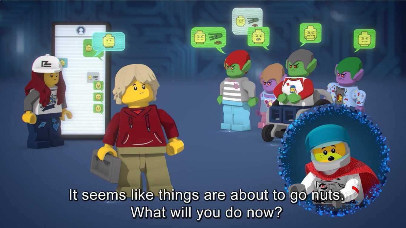 LEGO e DQ Institute insieme per il Safer Internet Day