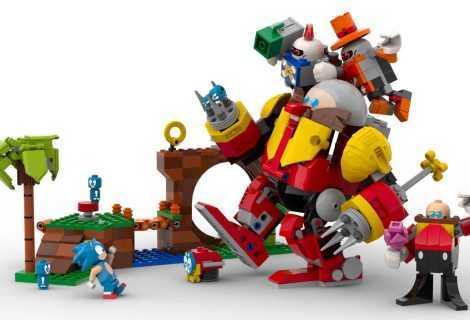Sonic: il set LEGO è stato approvato