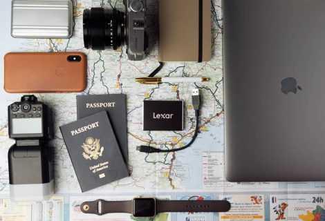 Lexar presenta SL100 Pro: nuovo SSD portatile con crittografia