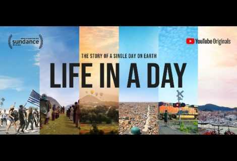 Life in a Day 2020 il documentario prodotto da Ridley Scott