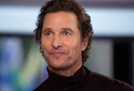 Matthew McConaughey diventa 2D nello spot Doritos