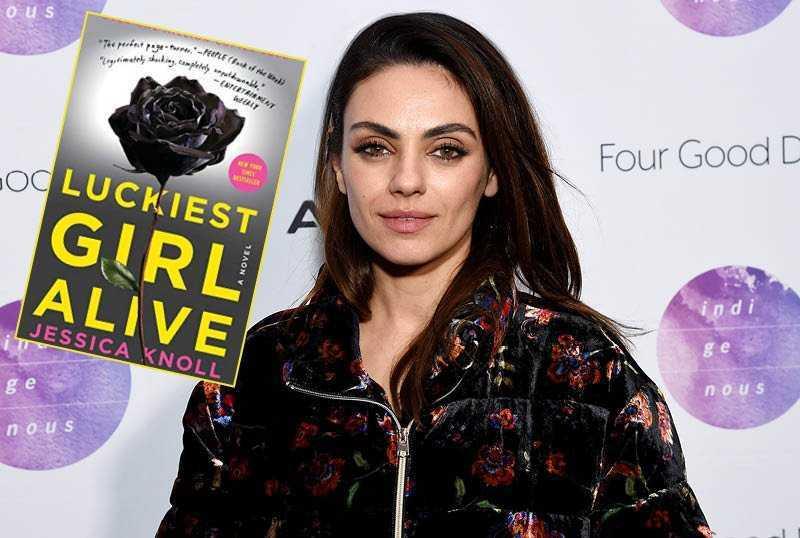 Luckiest Girl Alive: Mila Kunis protagonista del nuovo film Netflix