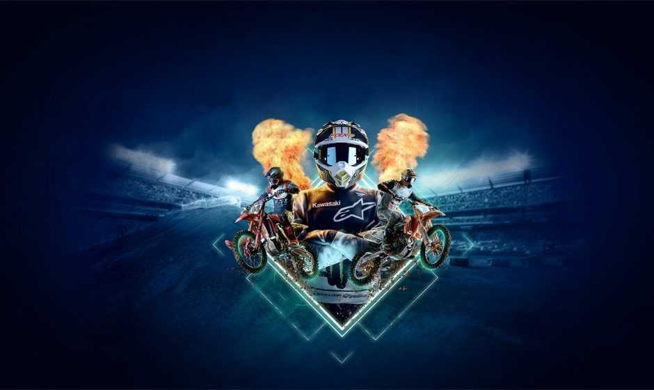 Monster Energy Supercross: annunciato il Track Editor Contest!