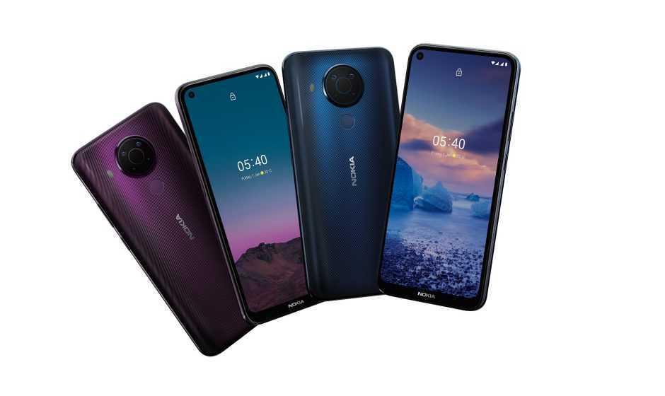 Nokia 5.4: disponibile da oggi in Italia | Prezzo