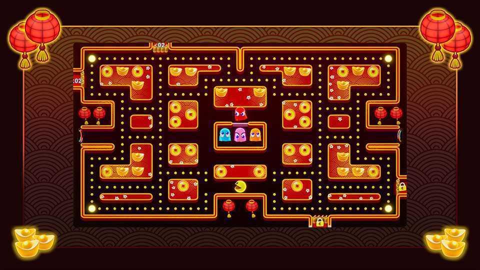 Pac-Man Mega Tunnel Battle: disponibile il nuovo DLC