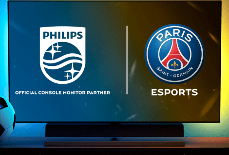 Paris Saint-Germain Esport: accolta la Philips Monitor come partner ufficiale