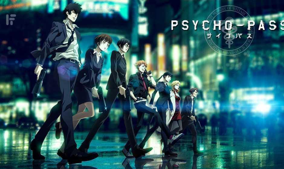 Psycho Pass, di Gen Urubuchi | Anime e inchiostro