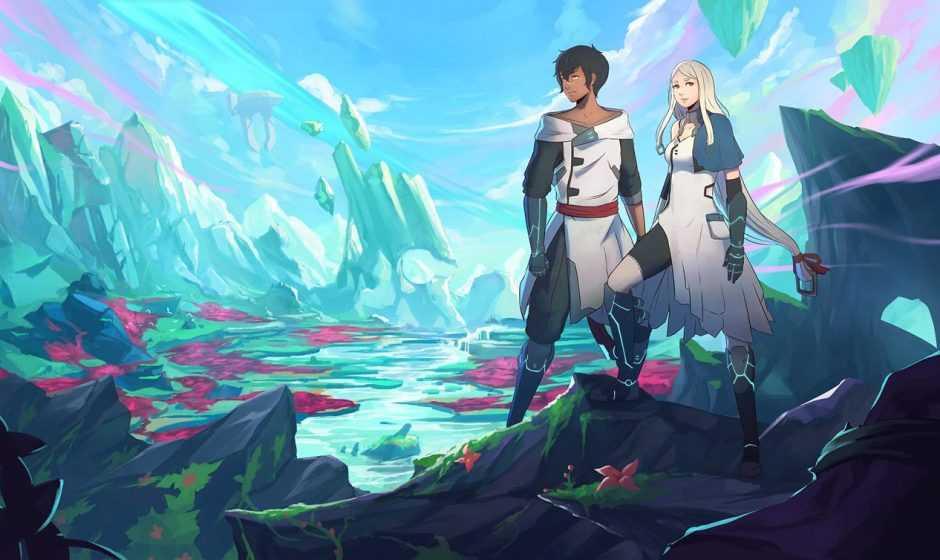Recensione Haven: amore in fuga e gliding su PS4