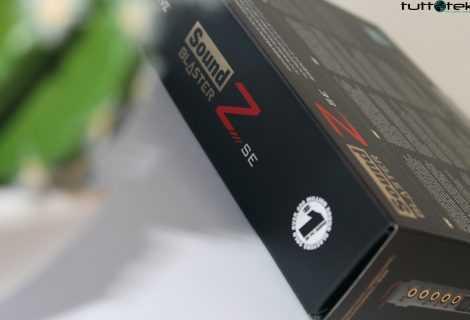 Recensione Sound Blaster Z SE: l'upgrade necessario per gamer e non solo