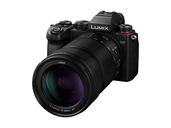 LUMIX S 70-300 mm F4.5-5.6 MACRO O.I.S.: nuovo tele per L-Mount