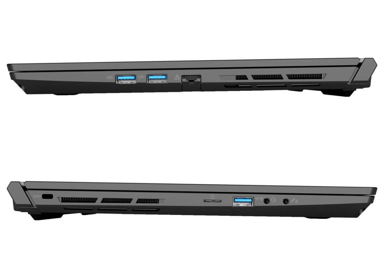 SCHENKER KEY e MEDIA: nuovi laptop professionali con RTX 30