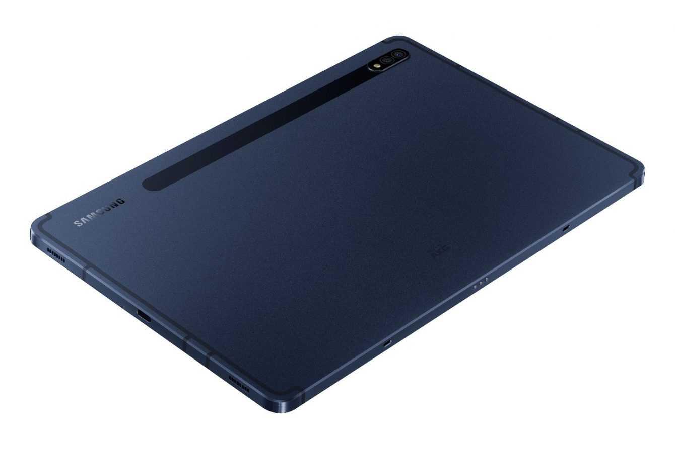 Samsung Galaxy Tab S7 e S7+: nuova colorazione in arrivo