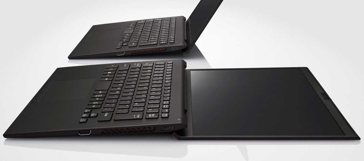 VAIO Z: laptop leggerissimo realizzato in fibra di carbonio