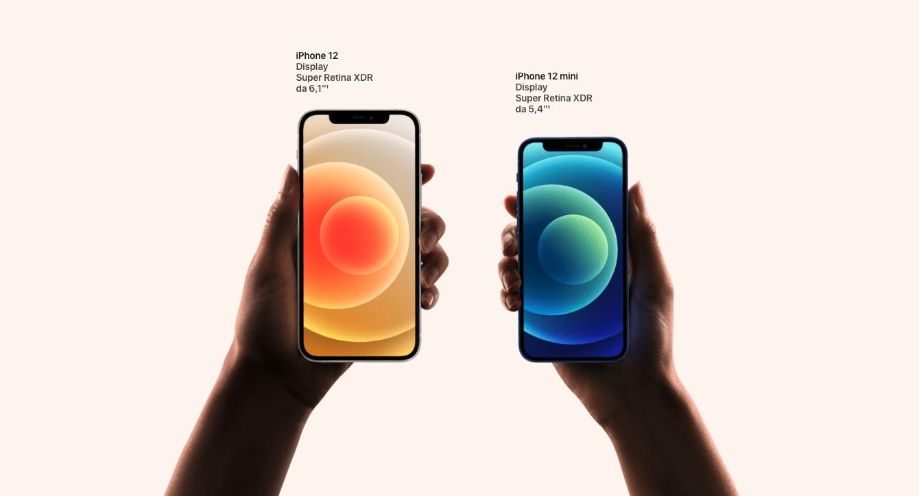 Flop nelle vendite di iPhone 12 Mini, ma il 13 Mini si farà