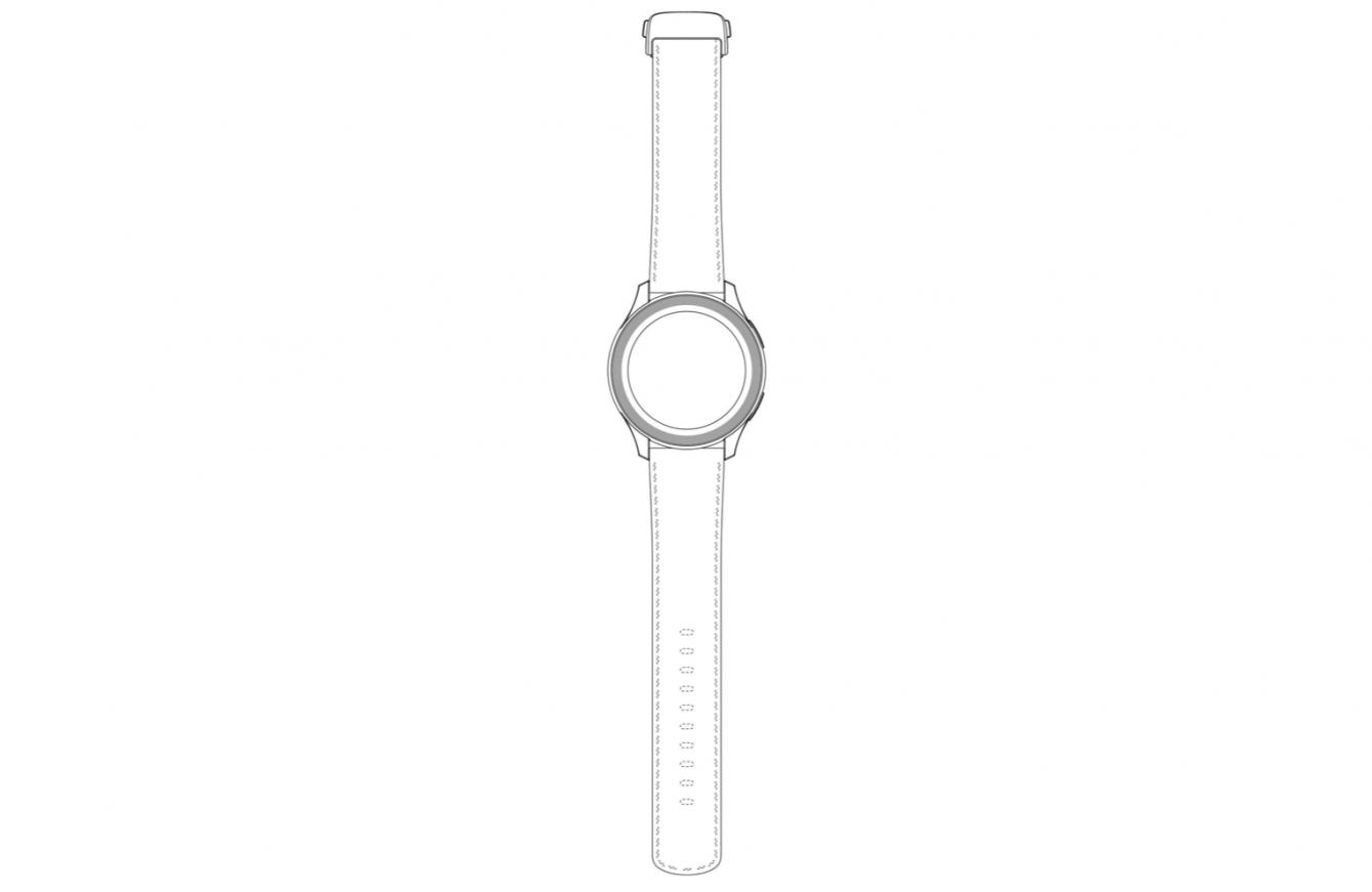 OnePlus Watch: il brevetto conferma il design