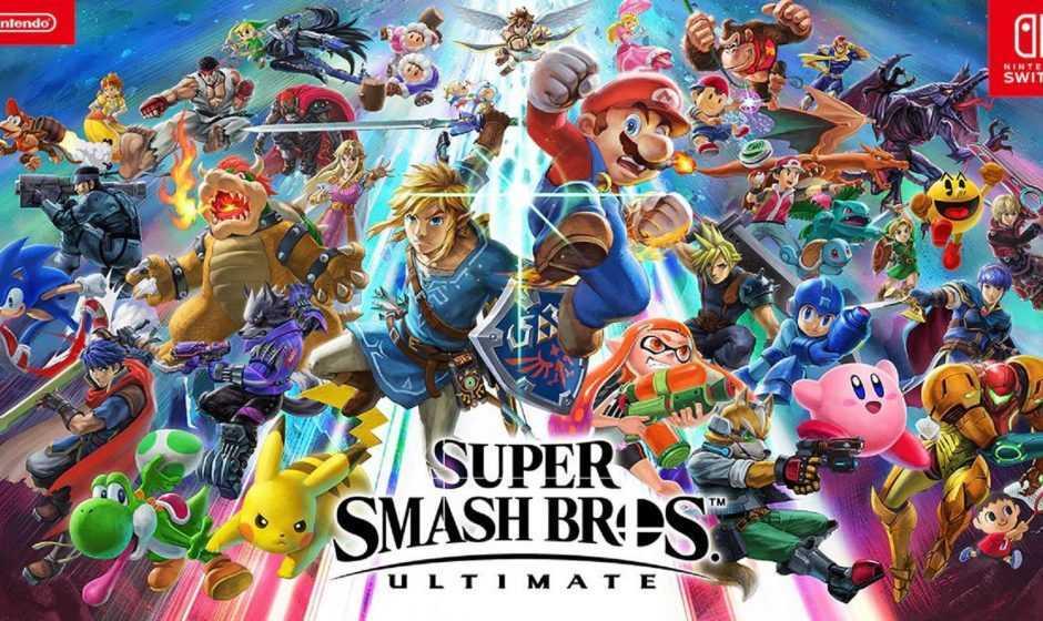 Guida completa a tutti i personaggi di Super Smash Bros. Ultimate
