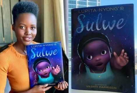 Lupita Nyong'o: Sulwe prossimo a diventare un musical animato