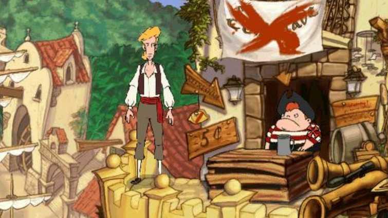 "Retrogaming: ""The Curse of Monkey Island"""