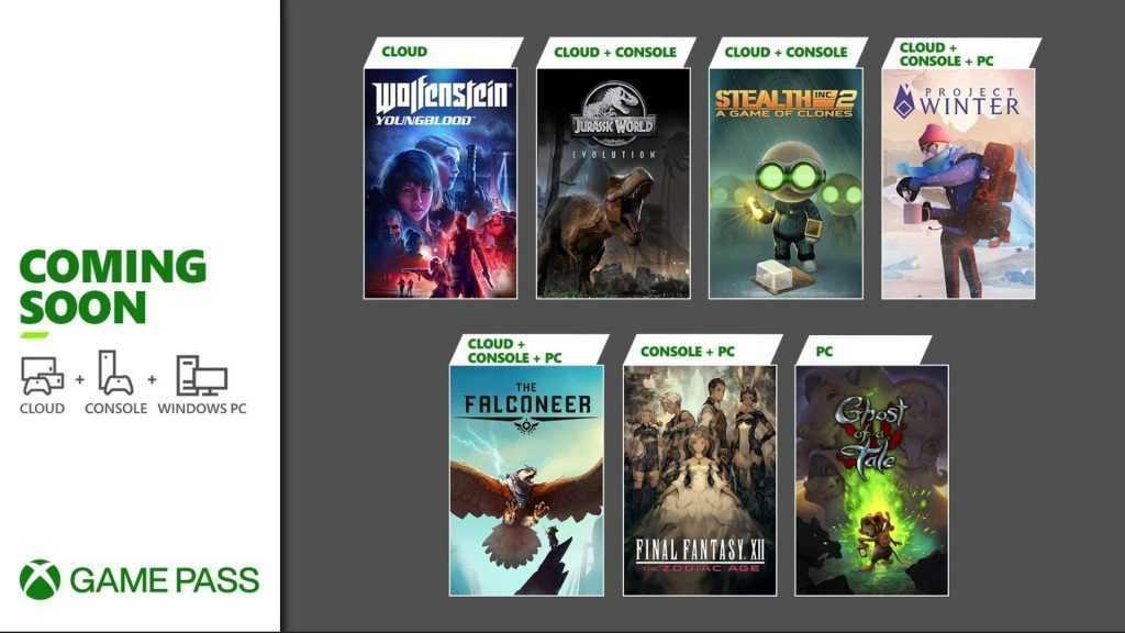Xbox Game Pass: annunciati i giochi di febbraio